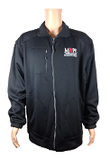 Men's Full Zip Bonded Fleece Jacket
