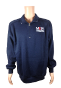 Men's 1/4 Zip Fleece Sweatshirt