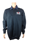 Firefighters 1/4 Zip Sweatshirt